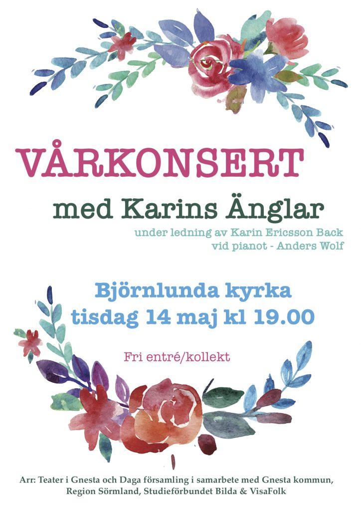 Kören Karins Änglar konsert