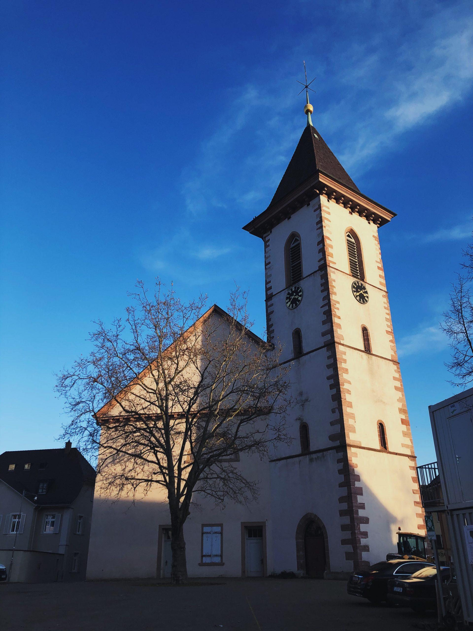 Lörrach Stadtkirche